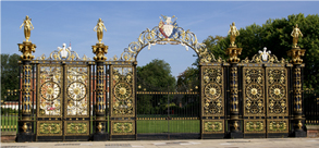 Golden Gates, Warrington